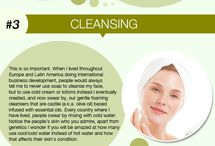 Skincare / by AllyCel