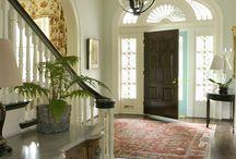 Foyer/Entry / by Ahsin :)