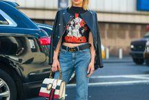 Street styles fashion