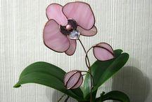 тиффани  декор для цветов