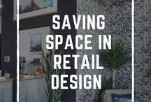 Retail Store Design / Incorporating storage into their customer experience using high-density mobile storage as a display. This allows stores to combine storage areas and displays to maximize real estate, convey brand messages and aesthetics, and to create unique customer in-store experiences.