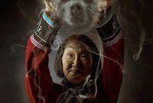 SHAMAN / Shaman, Totem Animals, Ritual