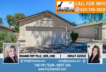 PENDING! Fantastic Phoenix Home with Great Curb Appeal / 2914 W Irma Lane, Phoenix, AZ 85027 | Make this home yours! Call us at 623-748-3818 or send us an email at info@fryteamaz.com. You may also visit our website at www.FryTeamAZ.com for more information.