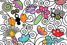 Colour zootangle