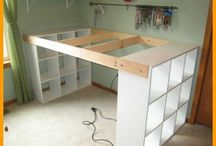 Ideas for New Flat – Hobby Room/Guest Bedroom