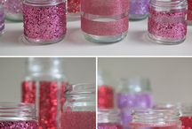 decorar tarros de cristal
