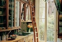 steps and ladders high storage