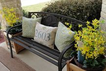 Outdoor Spaces / by Holli Weber