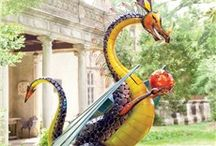 Garden Statuary / Awesome Statues for the Garden