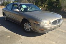 2000 Buick LeSabre Limited Sedan For Sale at The Auto Finders in Durham NC