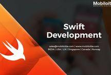 Swift App Development | Mobiloitte