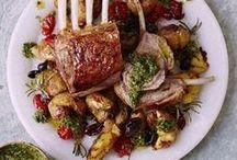 Roast Lamb Rack
