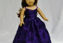Dolls dresses formal