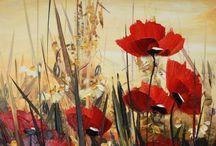 Художник Hikmet Çetinkaya (Turkey) / Hikmet Cetinkaya родился в 1958 году. Художник преподавал рисунок и живопись в университете в Гази.