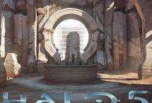 3D Sci Fi Environment