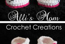 Crochet tricot baby knit / All about knit for baby: hat, botties... / by Carmen Beatriz