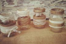 Wedding - Jars