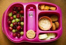 Kid Lunch Ideas / by Aarin Farrell