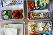 Getting ready for school  / Easy ideas to help my child be more healthy and have a great start to the school year!