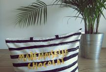Sunny Autumn Bag / Bags for lovely days