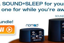 Sleeping Sound Machines / by Sleep.com