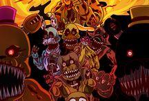 FNAF / FNAF = Five Nights At Freddy's duuuuh XD