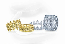 GINTARE Jewelry KARUNA The Patented Crown Rings
