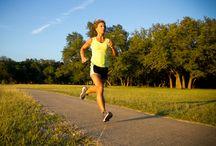 Running / by Robin Galloway