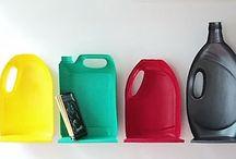 reciclagem, cartonagem,  embalagens plásticas