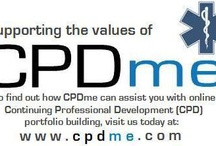 CPDme / CPDme provide a Portfolio Building Service for health and social care staff & students in the NHS, Private Sector, Voluntary Sector, Armed Forces & Emergency Services..  The aim of CPDme is to provide an affordable easy to use service that can be accessed 24/7 on your home or work computer, laptop, iPad, smart phones etc. CPDme is here to compliment the services already provided to you by professional bodies and employers.