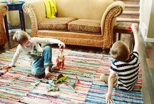 kinders speel