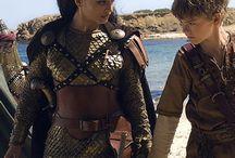 Lady Knight / Warrior women