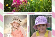 шапки лето