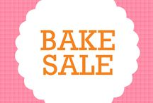 Bake sale for CF / by Crystal Lusk