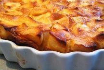 gâteaux au pommes
