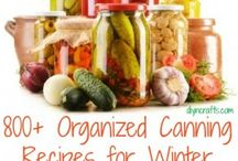 Recipes - Canning Collections
