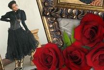 Steampunk Wedding / My niece Helen