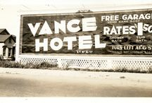 Inns, Hotels, Motels / Places to stay when visiting from the past and present