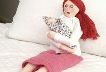 Mamilla Doll / Breastfeeding, nursing, motherhood