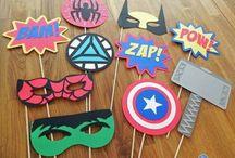 Marvel deko Geburtstag