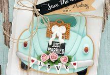 ciastka ślub
