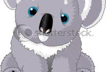 Koala Bears / by Alaina Ingle