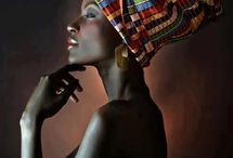 Portraits / African faces