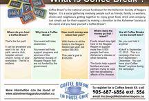 Coffee Break 2015 / Host a Coffee Break