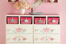 Dresser redo / by Laura McPeak
