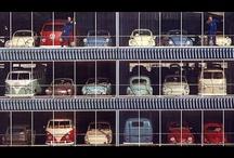 Classic Volkswagen over the years