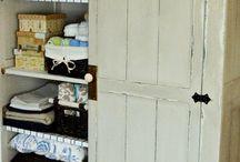 Funky Linen Cupboards