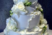 lovely cake ideas / by Crystal Robinson