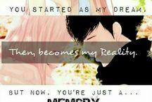 Anime Quotes ♡
