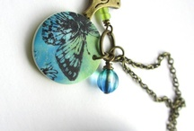 Necklaces and Pendants / by Crafty Mushroom